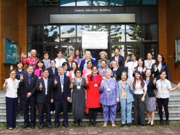 Participants: 2017 ICSU Workshop in Gender-Gap in Science, NTNU, Taipei, Taiwan